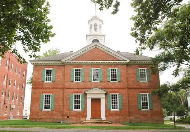 Historic Courthouses of North Carolina